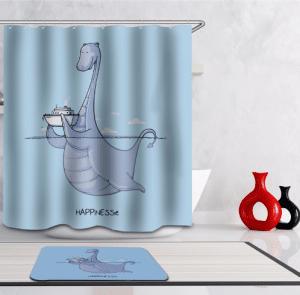 Шторы для ванной на Алиэкспресс