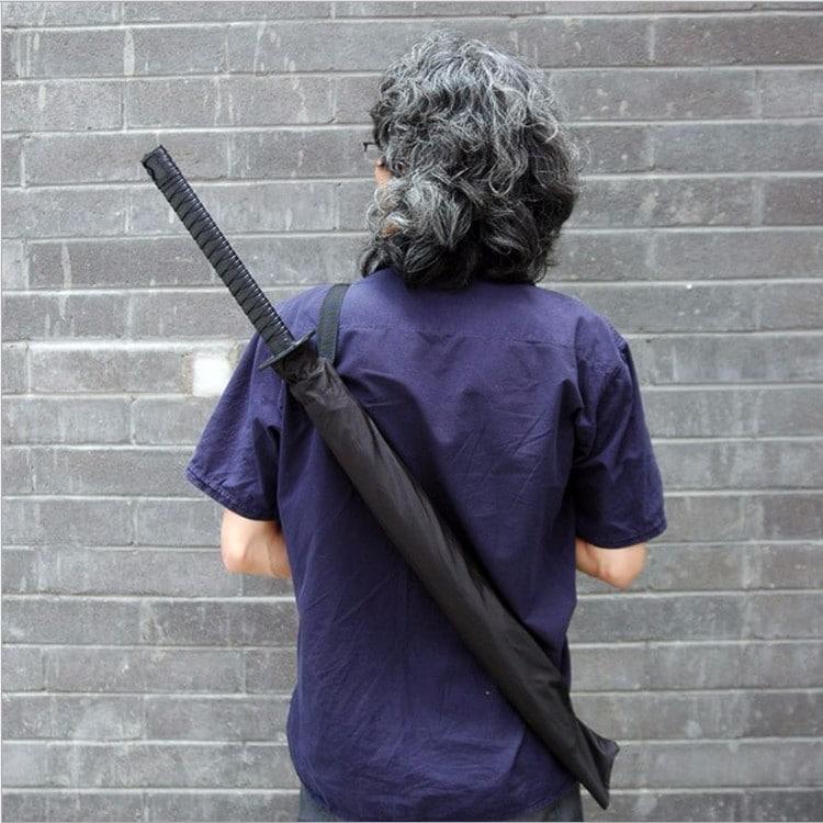 Зонт-катана на Алиэкспресс