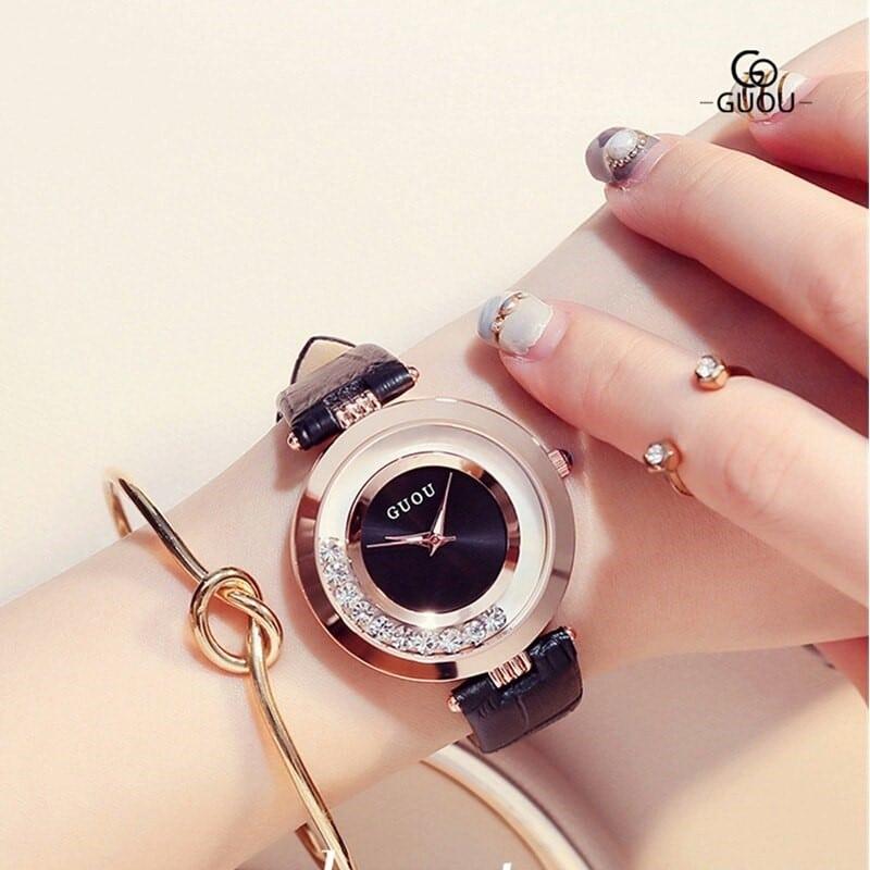 Часы GUOU с Алиэкспресс