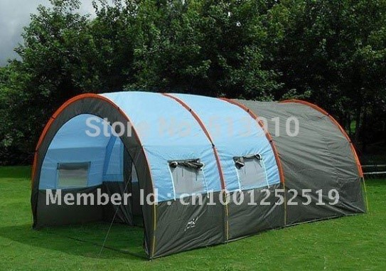Летняя семейная палатка
