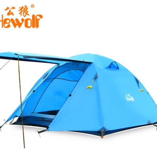 Отличная палатка для кемпинга и туризма