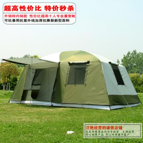 Палатка для большой компании