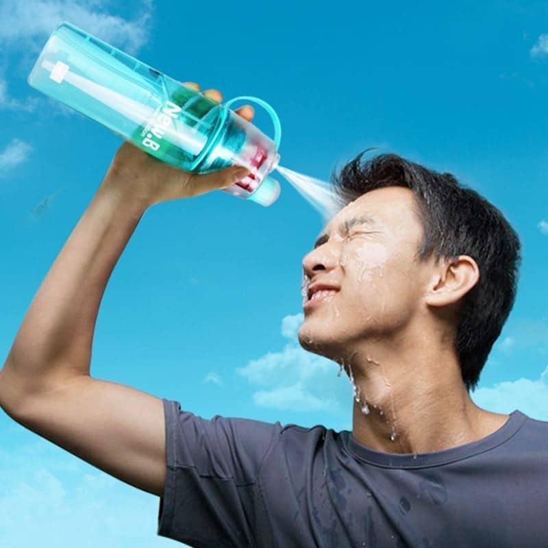 Спортивная бутылка для воды с Алиэкспресс