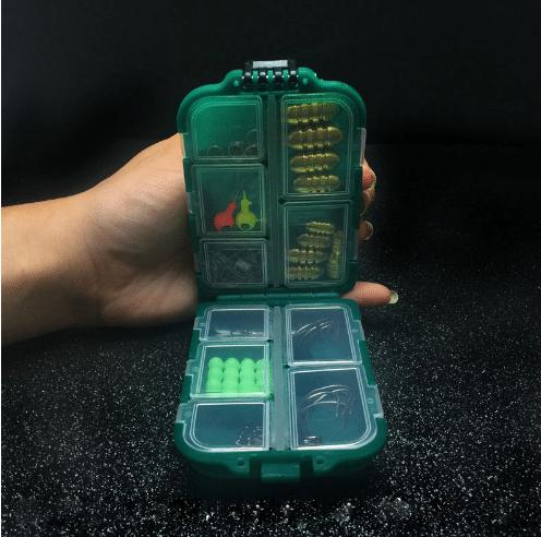 Небольшой ящик для хранения снастей на Алиэкспресс