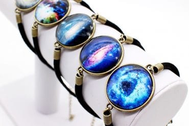 10 красивых женских браслетов с Алиэкспресс