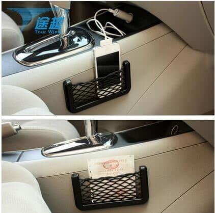 Органайзер-сетка для мелочей в автомобиле на Аликспресс