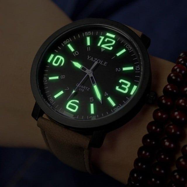 Светящиеся часы на Аликспресс