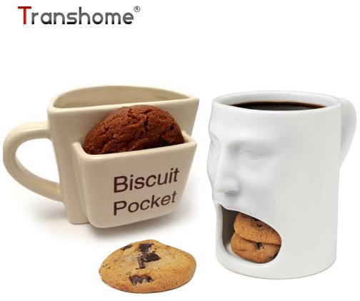 Чашка с отделением для печенья с Алиэкспресс