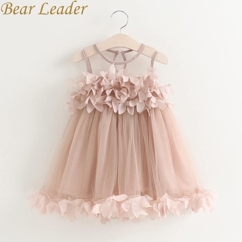 Платья для девочек с Алиэкспресс