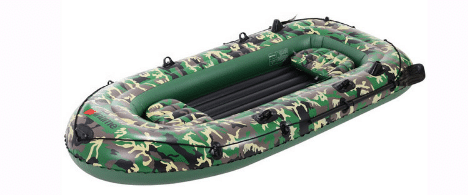 Отличная лодка для рыбалки на Аликспресс