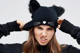 Женские шапки с Алиэкспресс: 10 красивых головных уборов для зимы