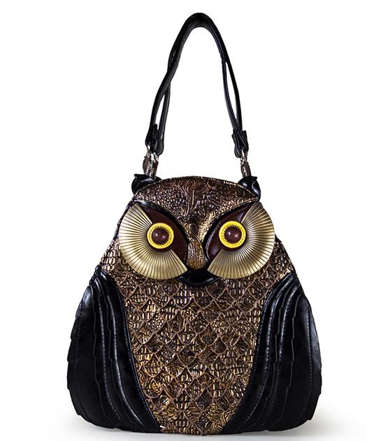 Сумка-рюкзак «Сова»