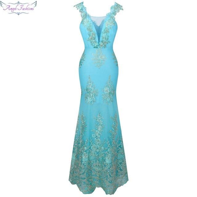 Платье «Русалка» на Алиэкспресс