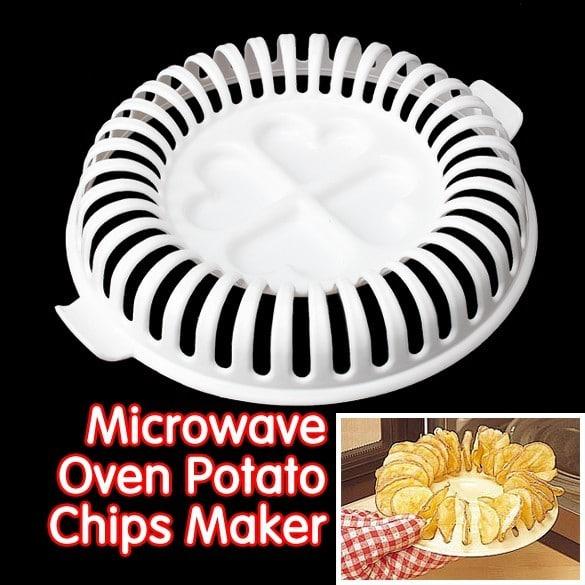 Тарелка для приготовления чипсов на Алиэкспресс