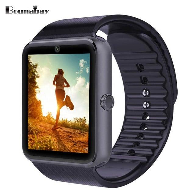 Аналоговые часы с Bluetooth на Аликспресс