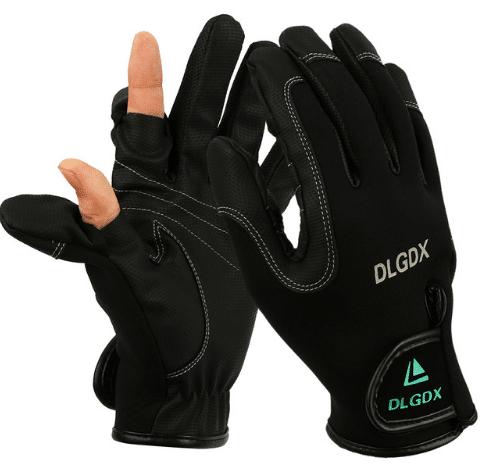 Перчатки для зимней рыбалки на Алиэкспресс