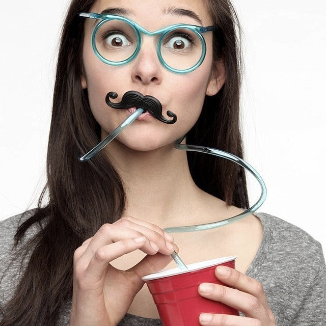 Очки-Трубочка с Алиэкспресс