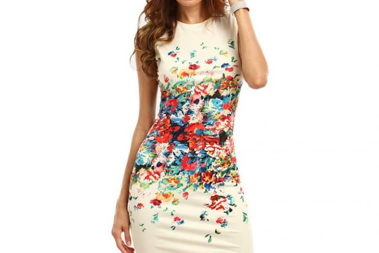 Летние платья на Алиэкспресс: 10 прекрасных вариантов от 200 до 600 рублей