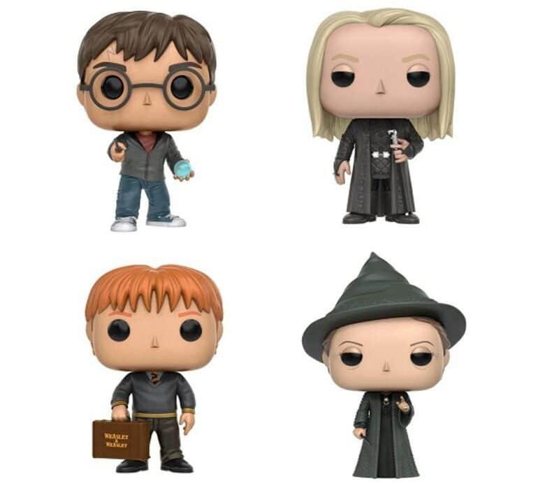 Фигурки героев Гарри Поттера купить на Алиэкспресс
