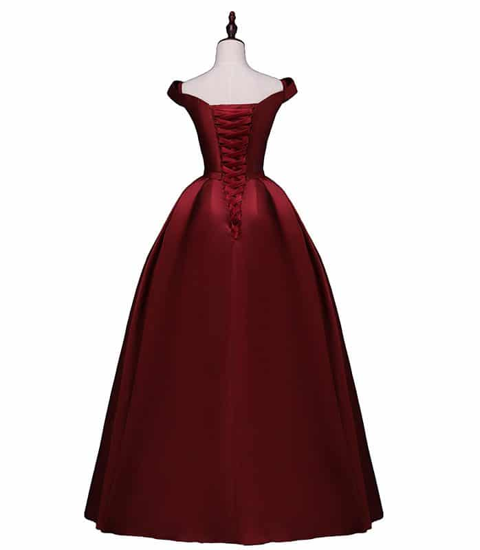 Бальное платье с пышной юбкой на Алиэкспресс