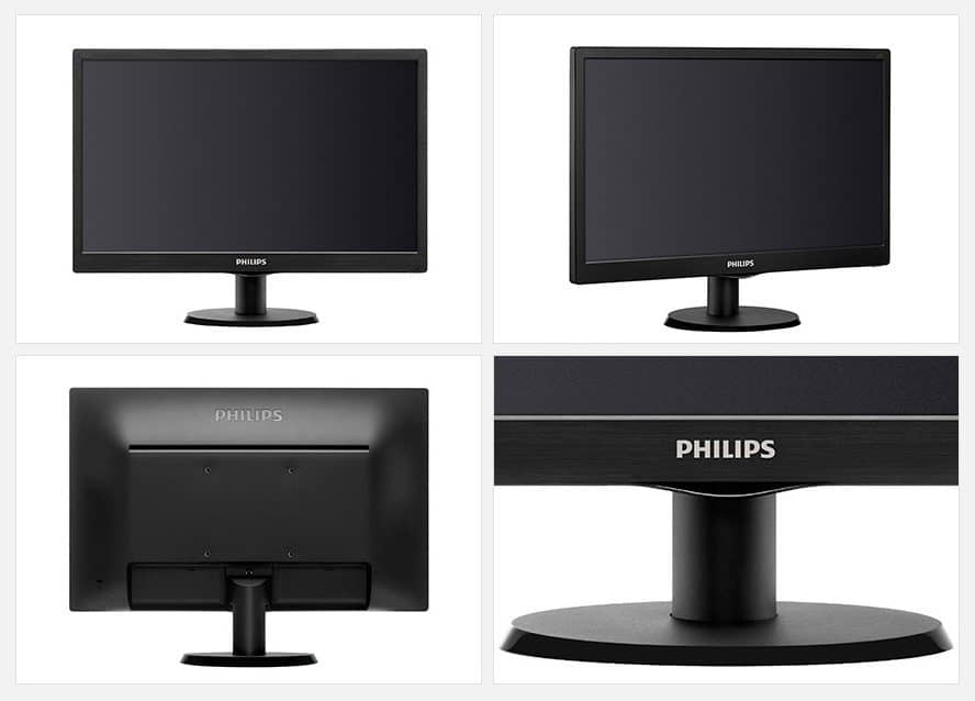 Бюджетный монитор Philips 193V5LSB2/10