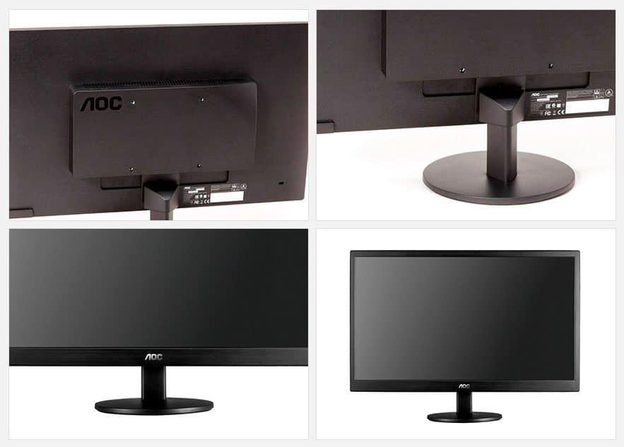 Надежный недорогой монитор AOC E2070SWN