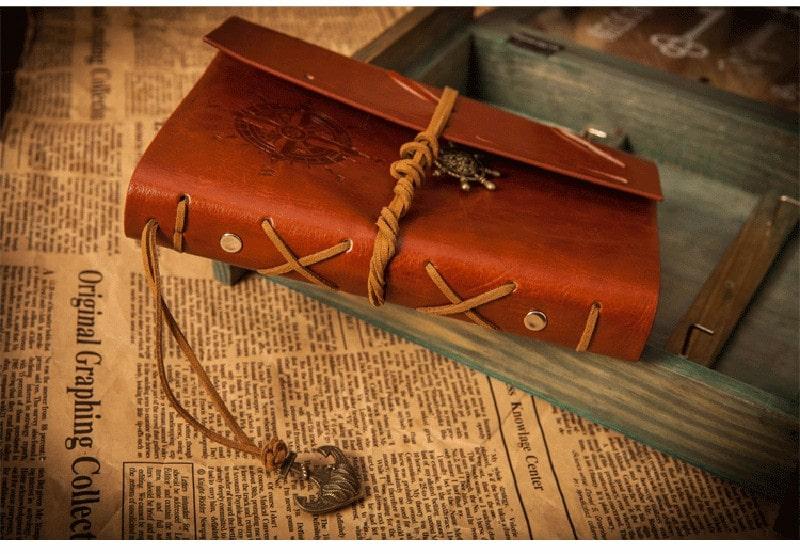Записная книжка путешественника с Алиэкспресс