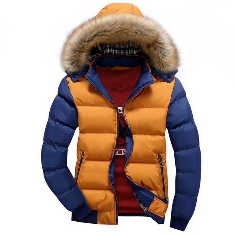 Классная зимняя куртка на Алиэкспресс