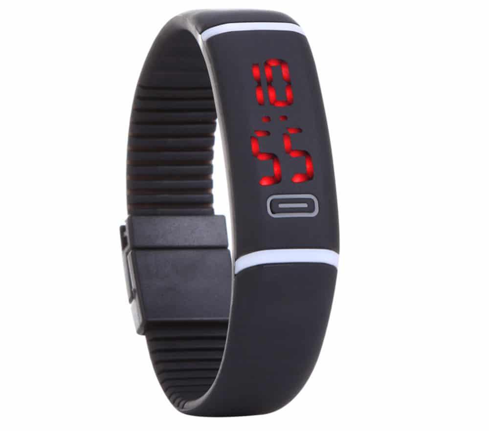 Часы для детей с цифровым дисплеем на Алиэкспресс