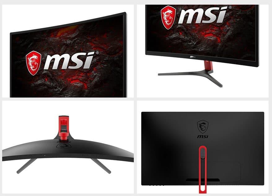 Крутой игровой монитор MSI Optix G24C