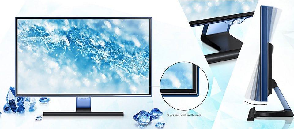 Стильный монитор Samsung S24E390HL