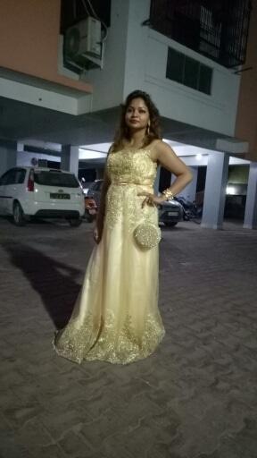 Длинное золотое платье на Алиэкспресс