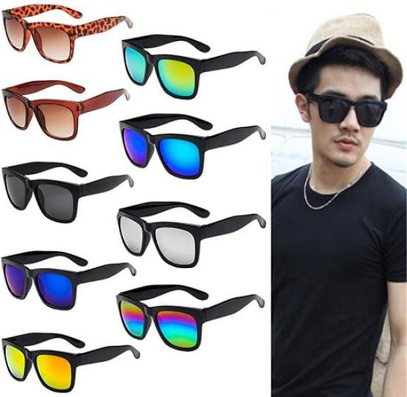 Дешевые модные солнцезащитные очки купить на Алиэкспресс