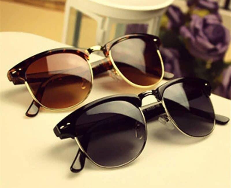 Винтажные солнцезащитные очки купить на Алиэкспресс