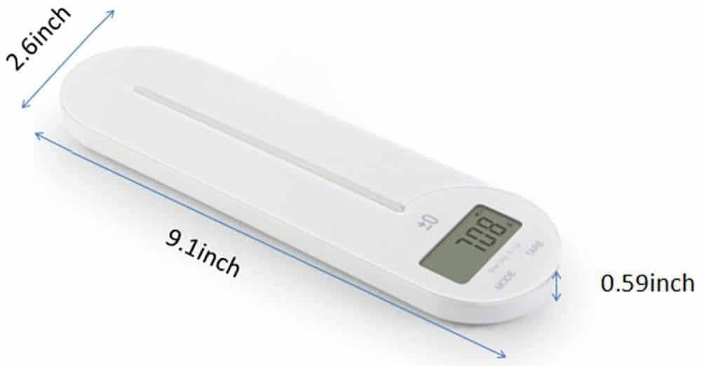 Складные кухонные весы купить на Алиэкспресс