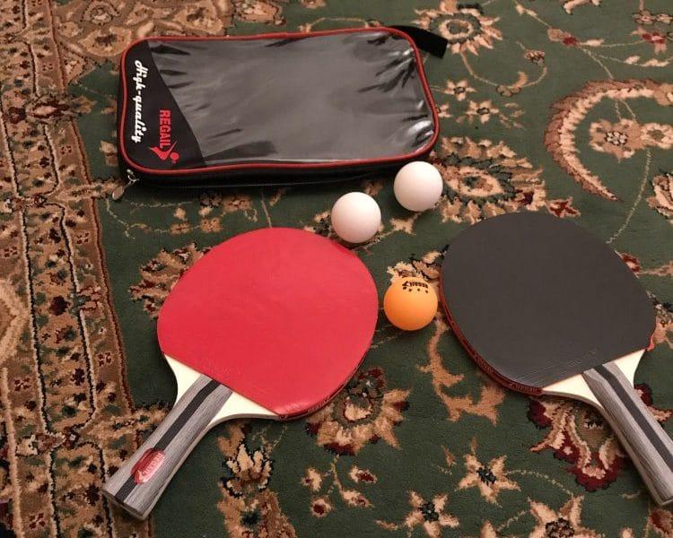 Набор ракеток и мячей для настольного тенниса купить на Алиэкспресс