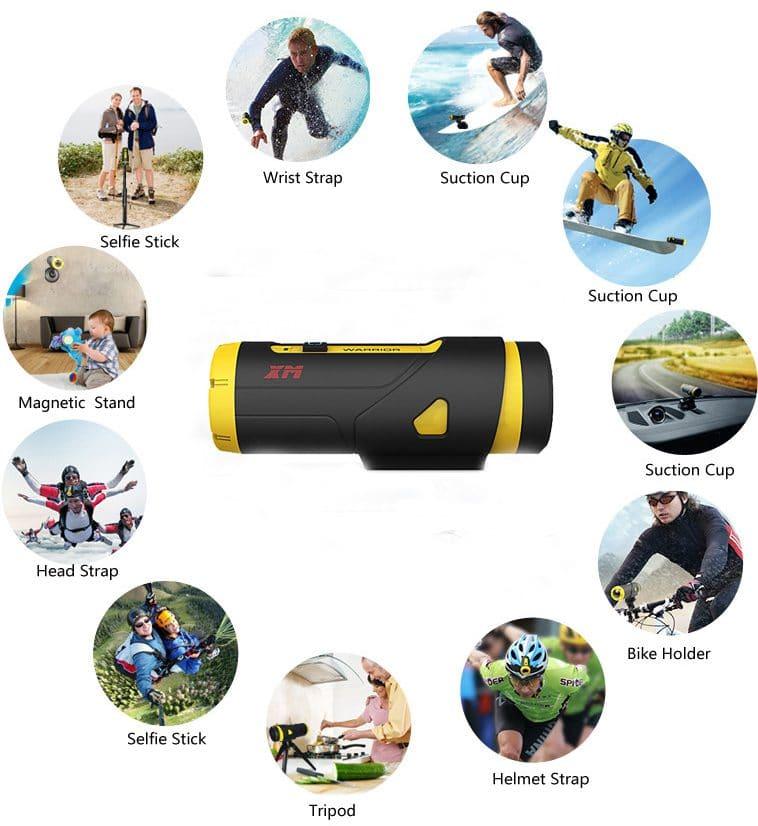 Камера для съемок под водой и активного отдыха купить на Алиэкспресс