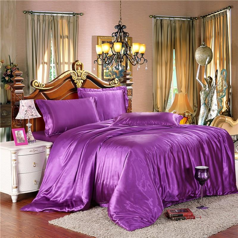 Шелковое постельное белье купить на Алиэкспресс