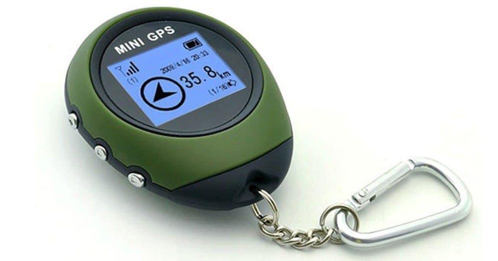 Портативный GPS-приемник купить на Алиэкспресс