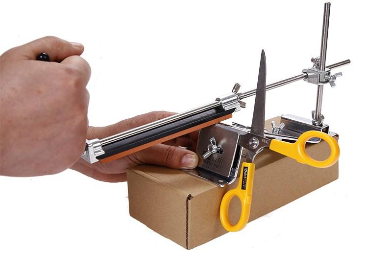 Профессиональная точилка для ножей и ножниц купить на Алиэкспресс