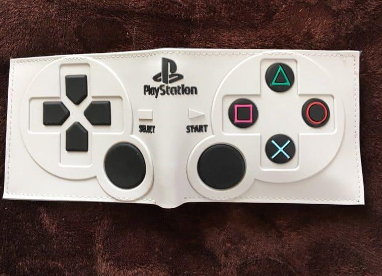Бумажник PlayStation купить на Алиэкспресс