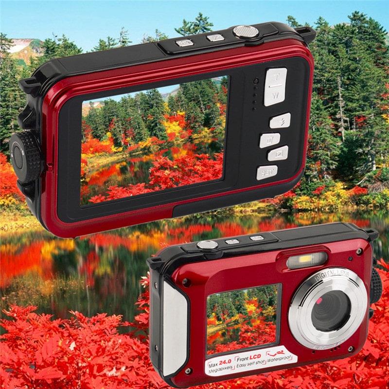 Камера с двумя экраном купить на Алиэкспресс