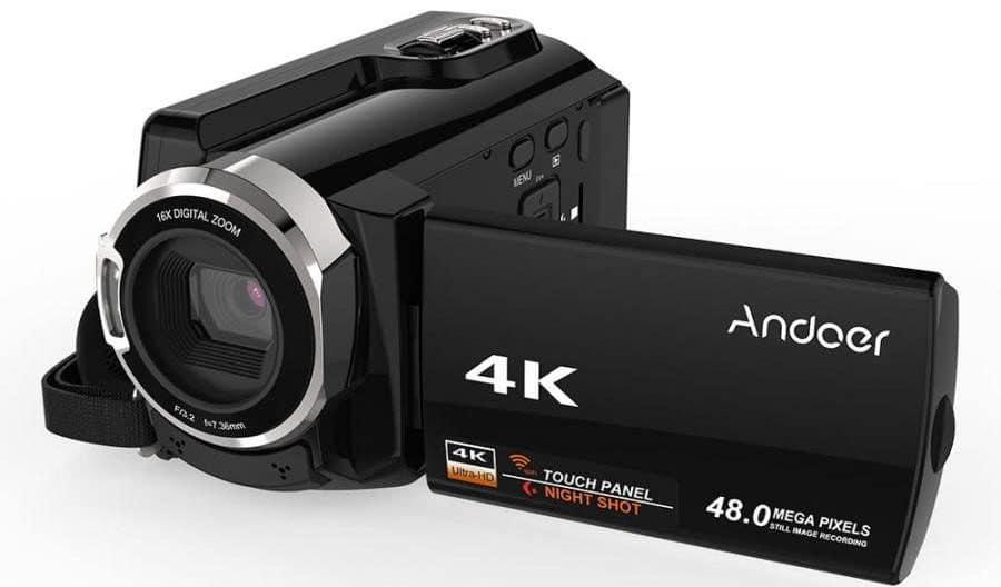 Видеокамера с 4K иночным видением купить на Алиэкспресс