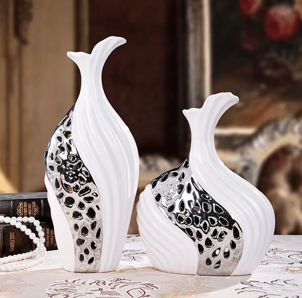 Двухцветные вазы купить на Алиэкспресс