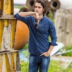 Мужские рубашки с Алиэкспресс: 10 модных молодежных фасонов