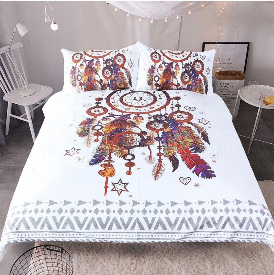 Постельное белье «Ловец снов» купить на Алиэкспресс
