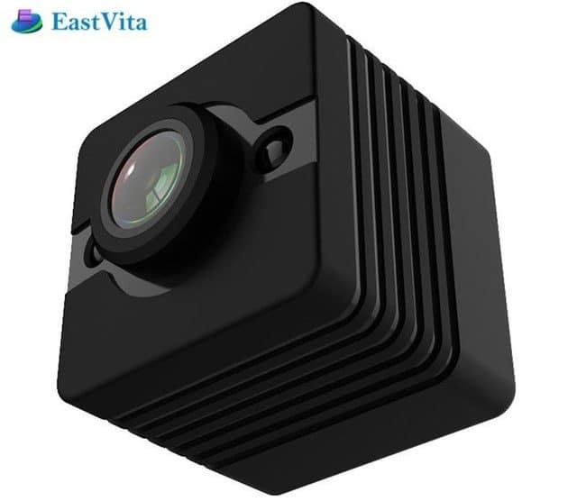 Мини камера с датчиком движения и ночным видением купить на Алиэкспресс