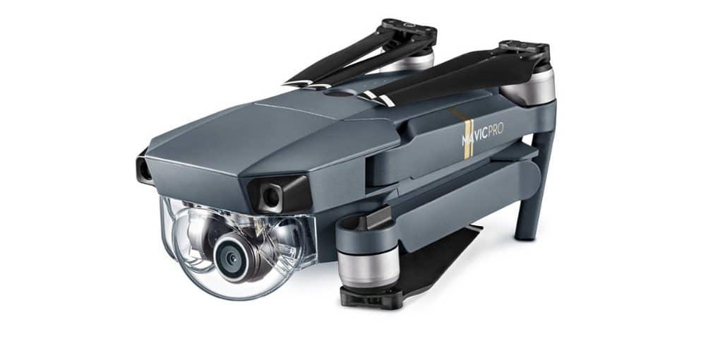 Квадрокоптер с профессиональной камерой DJI Mavic Pro купить на Алиэкспресс
