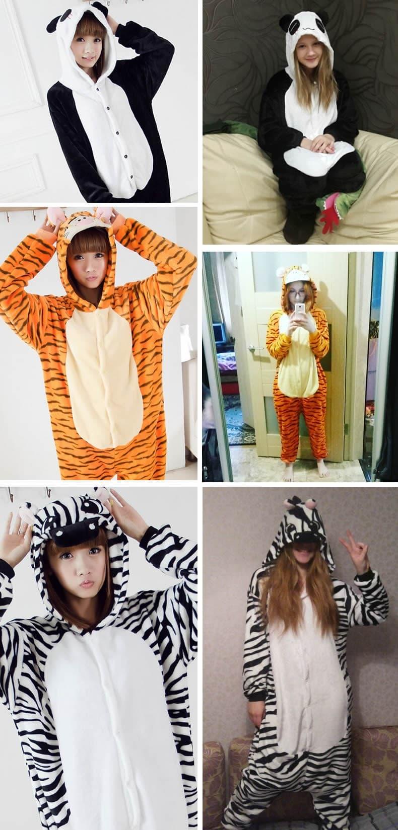 Пижама-кигуруми купить на Алиэкспресс