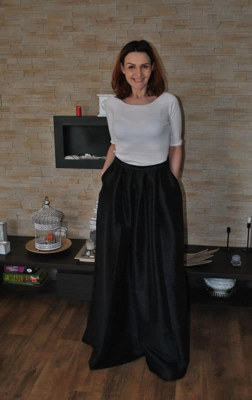 Пышная юбка в пол купить на Алиэкспресс